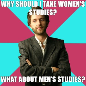 Why Should I Take Women's Studies?
