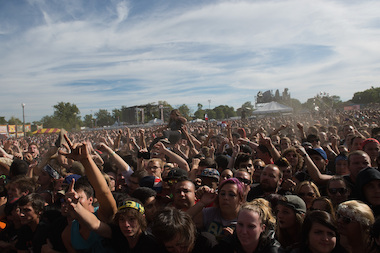 Riot Fest at Humboldt Park